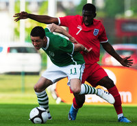 Rep of Ireland U23 v England C 260510