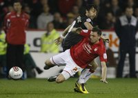 Notts Forest v Shef Utd 280910