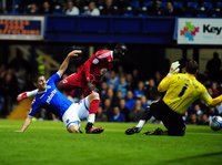 Portsmouth v Bristol City 280910