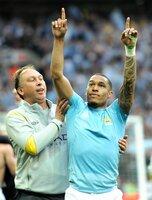 Man City v Man Utd  160411
