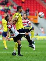 Doncaster Rovers v Bristol City  270811
