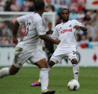Swansea City v Sunderland 270811