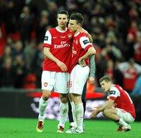 Arsenal v Birmingham  270211