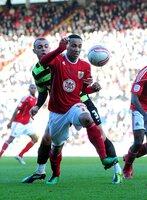 Bristol City v Scunthorpe United 260211