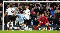 Man City v Fulham  270211