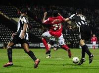 Notts County v Charlton  250211
