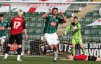 Plymouth v Colchester Utd 20110226