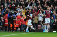 West Ham v Liverpool 270211