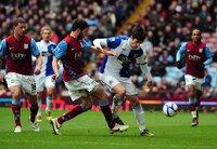 Aston Villa v Blackburn Rovers 290111