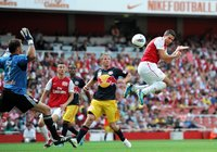 Arsenal v New York  310711