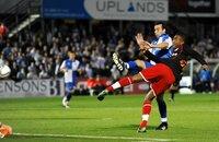 Bristol Rovers v Reading  260711