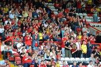 Bristol City v WBA 300711