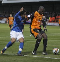 Barnet v Chesterfield  260311