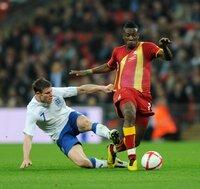 England v Ghana  290311