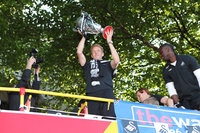 Swansea City Victory Parade 310511