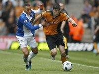 Wolves v Blackburn 220511