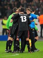 Bayer Leverkusen v Chelsea 231111