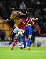 Bristol City v Southampton 261111