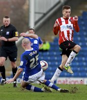 Chesterfield v Exeter 270413