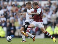 Derby v Burnley  310813