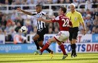 Newcastle United Fulham 310813