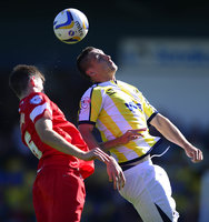 Torquay United v Hartlepool 310813