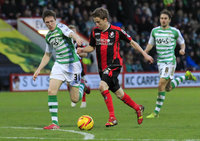 Bournemouth v Yeovil Eunan O'Kane of Bournemouth 261213