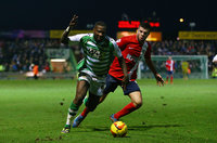 Yeovil v Blackburn 211213