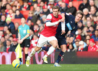 Arsenal v Blackburn Rovers 16/02/13