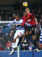 Queens Park Rangers v Manchester United 230213