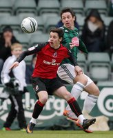 Plymouth Argyle v Bournemouth 20110129