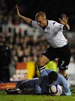 Fulham FC v Tottenham Hotspur FC 300111