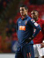 Charlton Athletic V Blackpool 120113
