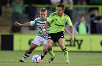Forest Green Rovers v Yeovil 290713
