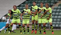Plymouth v Yeovil Town 270713