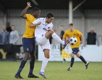 Truro City v Oxford United 290713