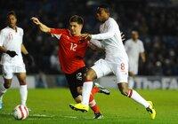 England U21 v Austria U21 250313