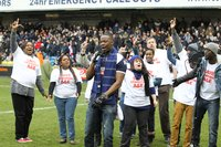 Millwall V Blackburn Rovers 100313
