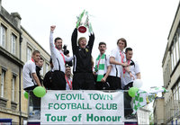 Yeovil Town Parade 210513