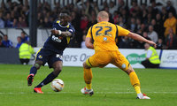Newport County v Torquay United 280913