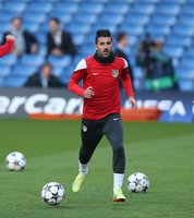 Atletico Madrid Training 290414