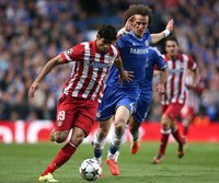 Chelsea v Atletico Madrid 300414
