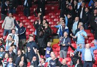 Crystal Palace v Manchester City 270414