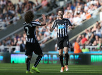 Newcastle United v Crystal Palace 300814