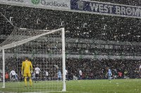 West Bromwich Albion v Manchester City 261214