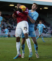 Northampton v Plymouth 080214