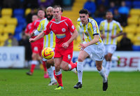 Torquay United v Accrington 220214