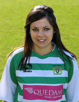 Yeovil Town Ladies Photocall 220214