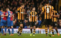Crystal Palace v Hull City 280114