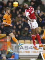 Wolves v Bristol City 250114